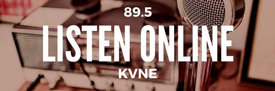Listen to KVNE online